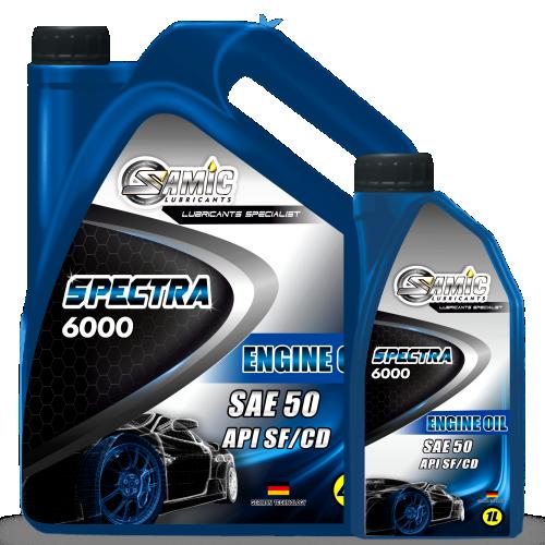 Samic SPECTRA 6000 SF/CD series