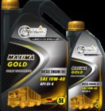 Samic Maxima Gold SAE 10W-40 API CI-4